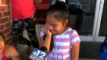 """De ouders van Magdalena (11) werden opgepakt door Trump: """"Laat hen alsjeblieft vrij!"""""""