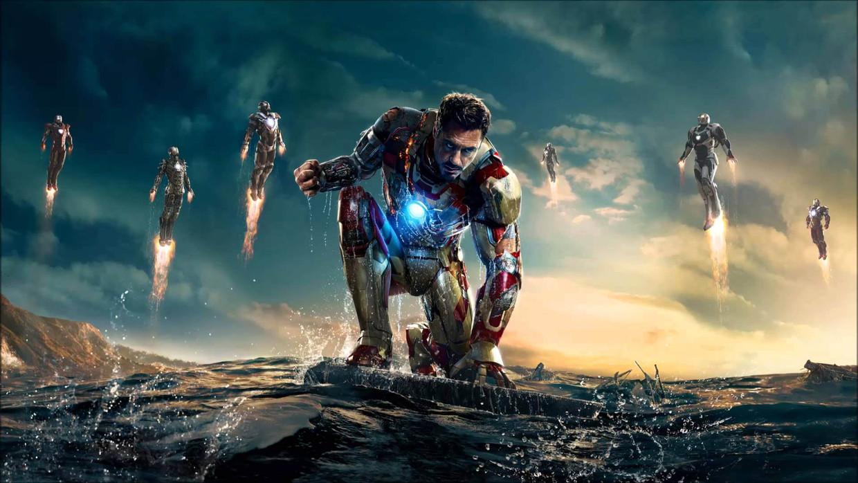 Iron Man 3 Beeld Marvel
