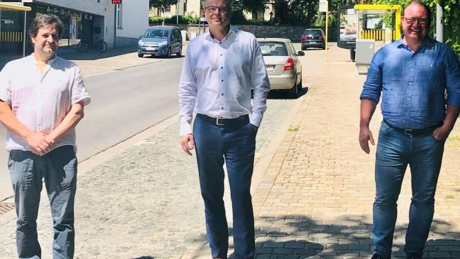 """Zo maakt gemeente centrum Sint-Pieters-Leeuw veiliger: """"Meer verkeer in centrum dan op doorgangswegen. Die scheve situatie trekken we recht"""""""
