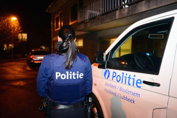 Politie Lubbeek heeft last van inbrakenplaag (tekst Andreas)