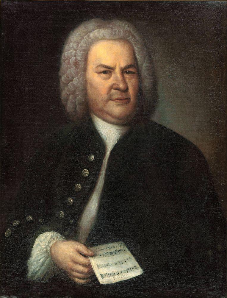 In de loop der jaren beklom Johann Sebastian Bach de sociale ladder stapsgewijs steeds verder. Beeld Rubinstein