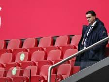 Overmars gaat in op heikele punten bij Ajax: 'Tuurlijk staan er dingen in het contract over doping'