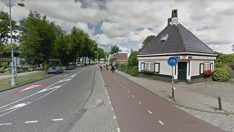 null Beeld Google Streetview