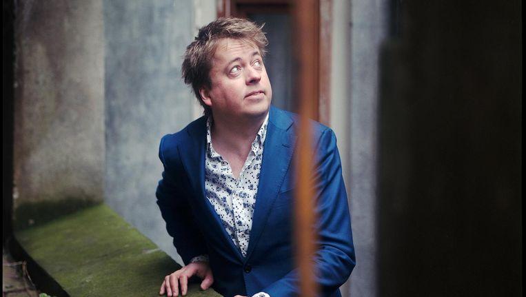 Daniël van Veen is de nieuwe directeur van het Amsterdams Kleinkunst Festival. Zijn voorganger houdt er na dertig jaar mee op Beeld Marc Driessen