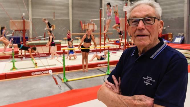 """Willy Van Wauwe, oudste turntrainer ter wereld, op 98-jarige leeftijd overleden: """"Onze club verliest een icoon"""""""