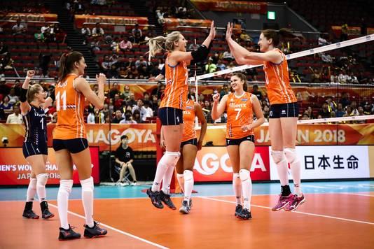 Bij het laatste WK eindigden de vrouwen als vierde, na verlies in de troostfinale tegen China.