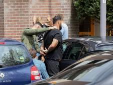 Politie lost waarschuwingsschot bij ruzie in Rotterdam Zevenkamp