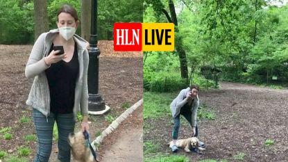 HLN LIVE. Vrouw doet alsof zwarte man haar aan het aanvallen is en belt politie, inclusief valse tranen
