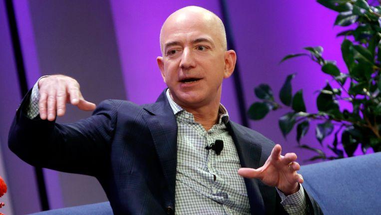 Jeff Bezos Beeld REUTERS