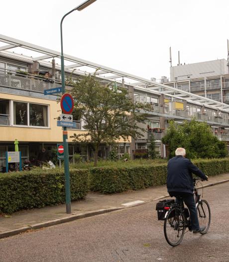 Brandweer redt oude vrouw van brandende boiler in Baarn