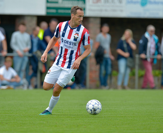 13-07-2019: Voetbal: Willem ll v TOP Oss: Oisterwijk  Freek Heerkens of Willem II,