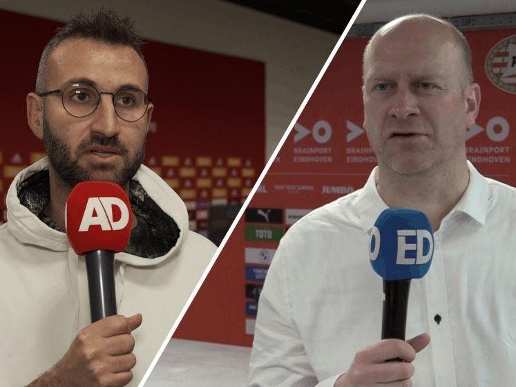 'PSV is tegen Ajax de volstrekte underdog'