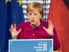 """Merkel rappelle à l'Europe qu'""""il faut combattre la haine, le racisme et l'antisémitisme"""""""