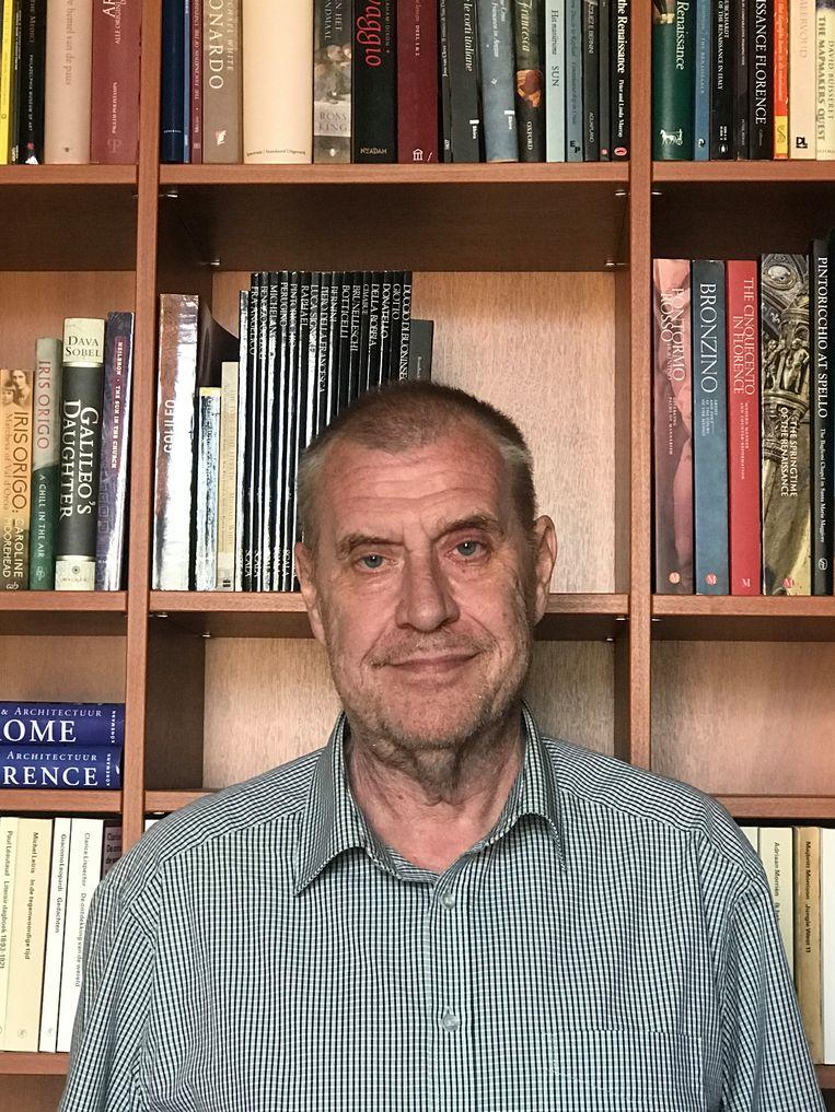 Anticonceptie-expert Sven Todts  Beeld RV