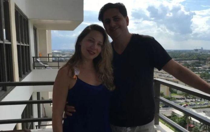 Nicole Doran-Manshirov en Ruslan Manshirov.