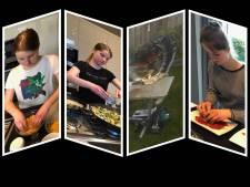 Helpen bij het avondeten is óók een manier om te leren voor school
