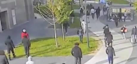 Un policier en civil lynché en pleine rue par des dizaines de jeunes à Saint-Gilles