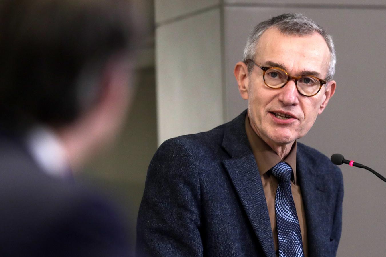 Frank Vandenbroucke, ministre de la Santé