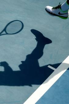 Bijzonder: tennisser wint partij zonder één punt te verspelen