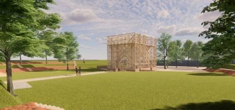 Brielle krijgt geld voor bouw houten toren op plek 1 aprilmonument