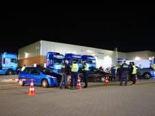 Grote verkeerscontrole op industrieterrein Zaltbommel: bijna 700 boetes uitgeschreven