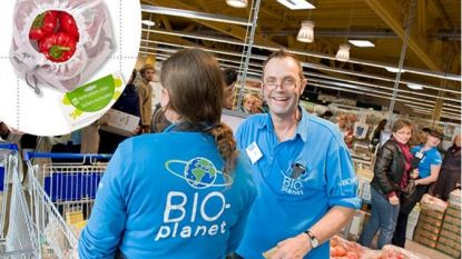 """Nu herbruikbare zakjes bij Colruyt: """"We besparen zo 630 ton plastic per jaar"""""""