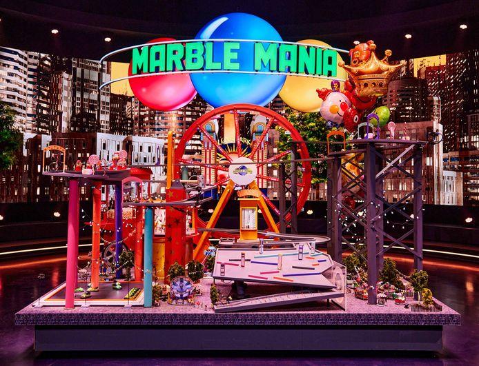 'Marble Mania' komt naar Vlaanderen