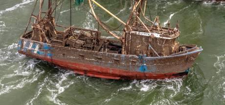 Onderzoekers naar oorzaak gezonken Urker viskotters: 'Netten aan één kant is gevaarlijker dan gedacht'