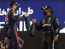 Verstappen doet niet mee aan gekte rond rivaliteit met Hamilton: 'Ik hoef niks op te hypen'
