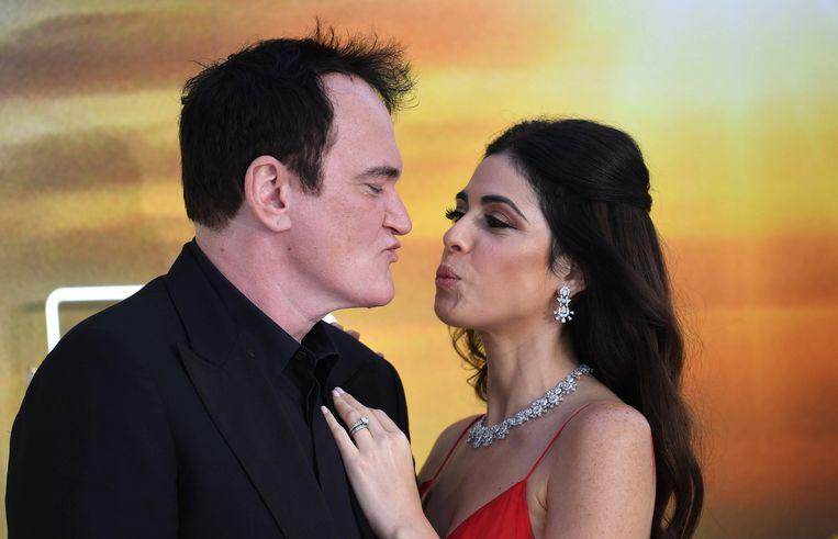Quentin Tarantino heeft een zoontje.