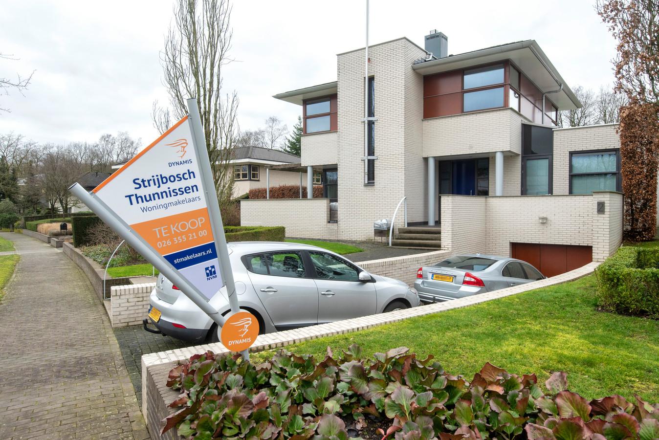 Te koop staand huis in Rozendaal, archieffoto ter illustratie.