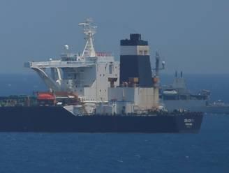 Officieren van in Gibraltar tegengehouden Iraanse olietanker vrij op borg