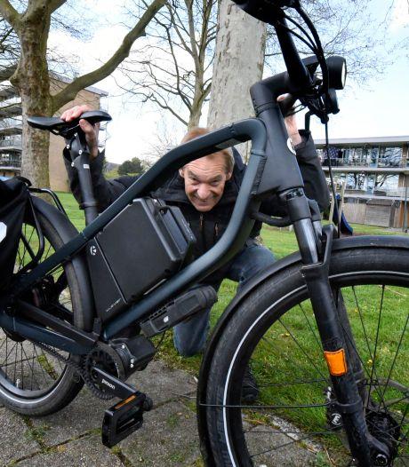 Rob (66) fietst voor goede doel in zijn eentje naar Noordkaap en terug: 'Ik kan nooit normaal doen'