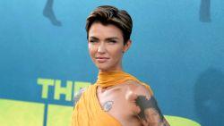 Ruby Rose verwijdert Twitter na kritiek op lesbische Batwoman-rol
