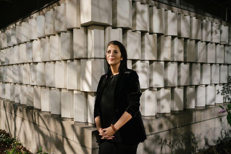 Zakia Khattabi: 'Deze manier van werken is eigenlijk revolutionair. Geen ander land in Europa pakt het al zo aan.' Beeld Wouter Van Vooren