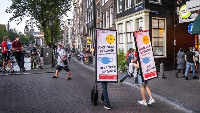 Hotels en attracties in Noord- en Zuid-Holland krijgen annuleringen van Belgen en Duitsers nadat regio's rood werden ingekleurd