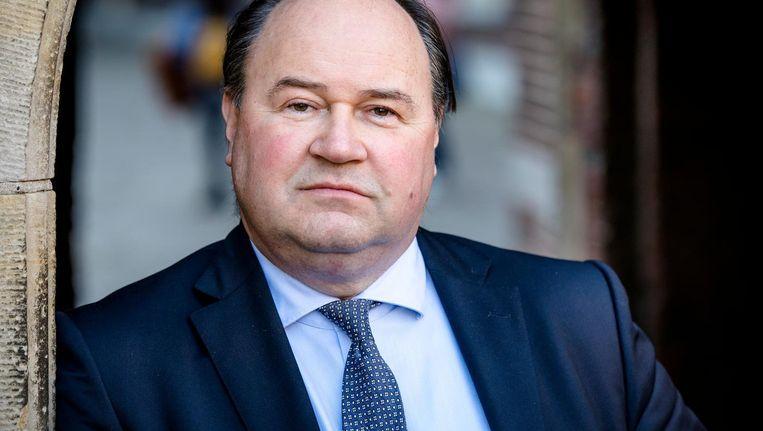 Henk Otten. Beeld ANP