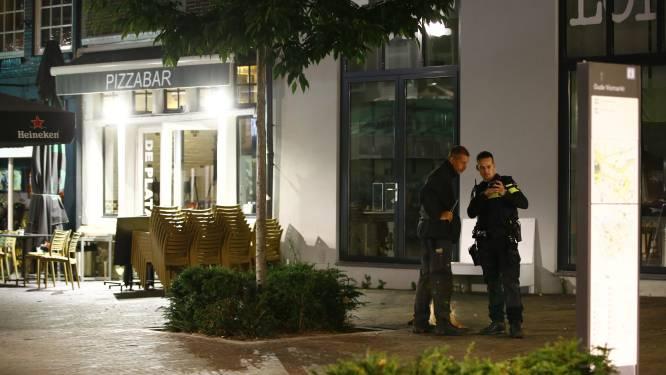 Schietincident na ruzie aan Oude Vismarkt in Zwolle, vier personen opgepakt: 'Ik zag ze rennen'