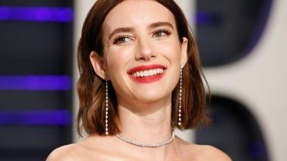 Emma Roberts breekt met verloofde (en heeft mogelijk al een nieuw lief)