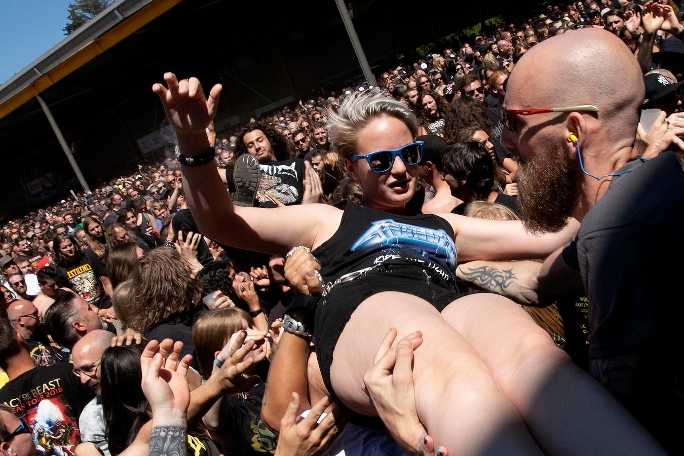 Dynamo Metalfest, 2018.