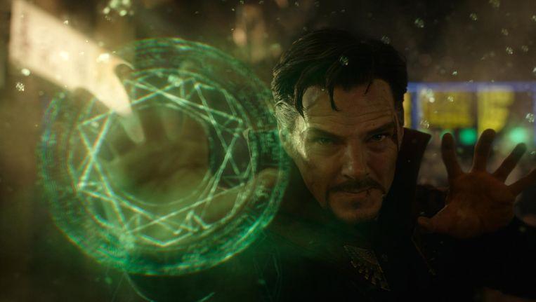 De volgende Marvel-superheld is aan de beurt: Doctor Strange Beeld -