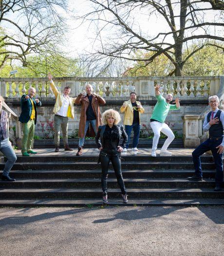 Zingende bakker, fietsende buschauffeur en verpleger strijden in finale Haags Songfestival