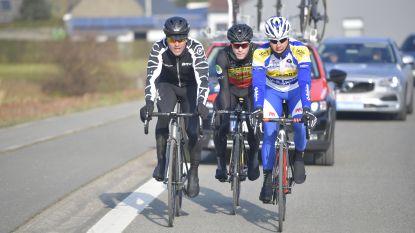 De koers is nu écht in het land: Van Avermaet verkent de Vlaamse Ardennen, ook duo Lotto-Soudal op pad