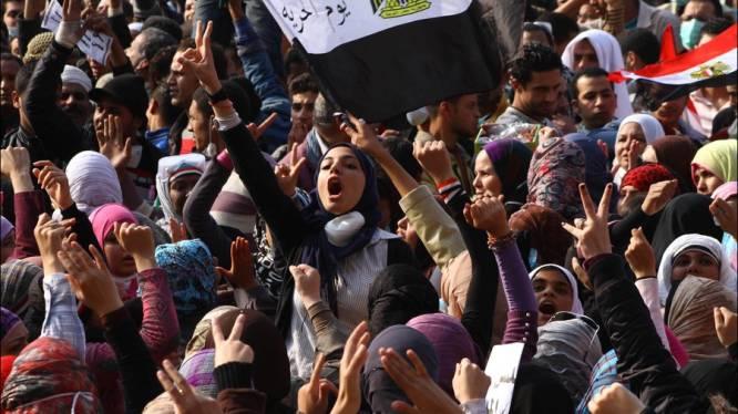 Duizenden betogers blijven Tahrirplein bezetten
