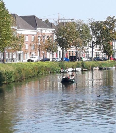 Breda krijgt er twintig ligplaatsen voor bootjes bij