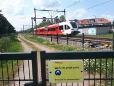 Omwonenden vangen bot: treinen Crayensteynstraat mogen blijven staan