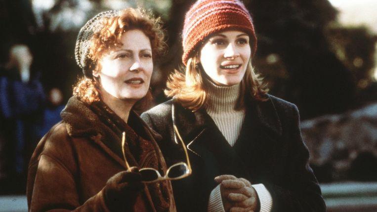 Susan Sarandon en Julia Roberts in Stepmom van Chris Colombus. Beeld