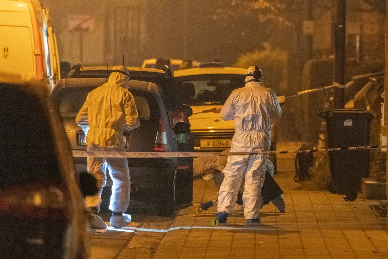 Antwerpen werd de laatste maanden opvallend vaak getroffen door granaataanslagen en ander drugsgeweld.