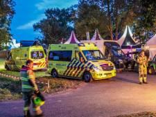 Vlam in de pan op stijf uitverkocht festival Gelderpop: zes personen nagekeken door ambulancepersoneel