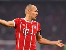Bayern beslist eind dit seizoen of contract Robben verlengd wordt